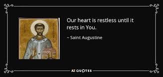 aug restless