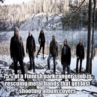 Fin band