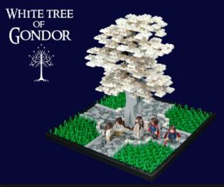 gondor tree