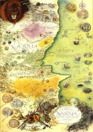 narnia map3